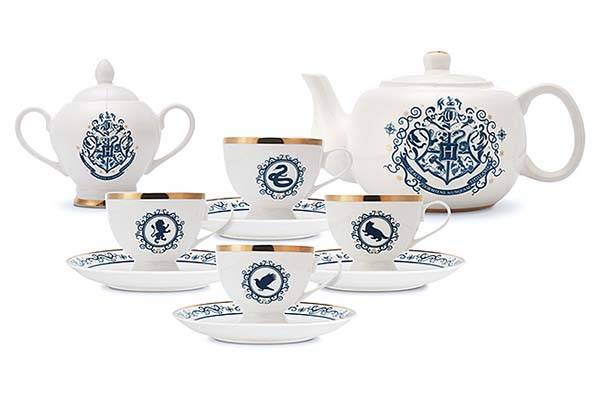 Harry Potter New Bone China Tea Set