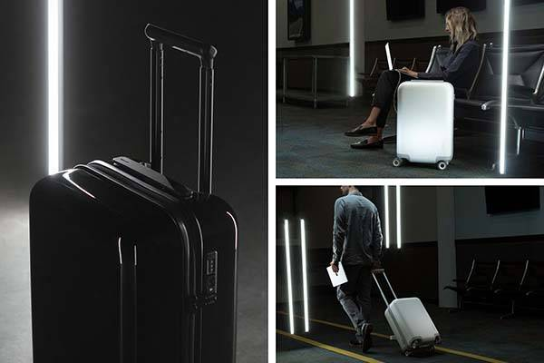Incase NoviConnected Bluetooth Smart Luggage