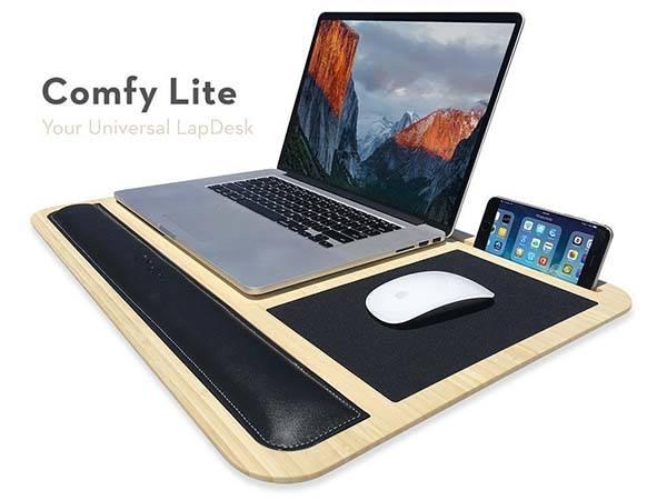 iSkelter Comfy Lite Portable Laptop Lap Desk