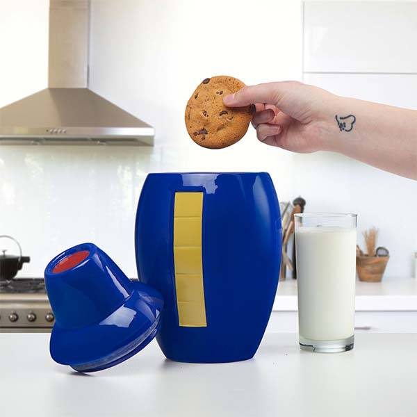Mega Man Mega Buster Cookie Jar