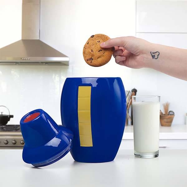 Mega Man Mega Buster Cookie Jar