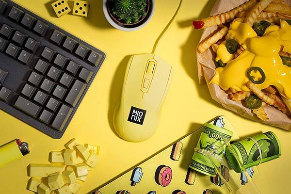 Mionix Avior Ambidextrous Gaming Mouse