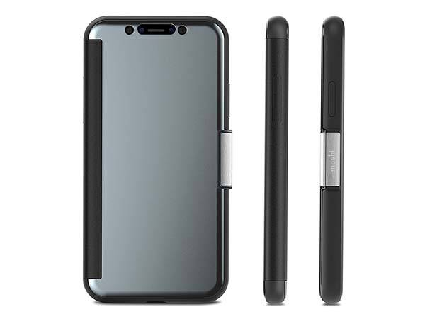 Moshi StealthCover Folio iPhone X Case
