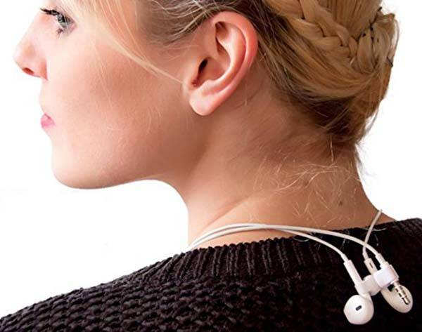 Nearbuds Magnetic Earbud Clips for Apple EarPods