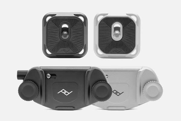 Peak Design Capture v3 Camera Clip, Slide and Slide Lite Camera Straps