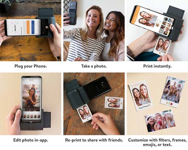 Prynt Pocket Photo Printer for Android