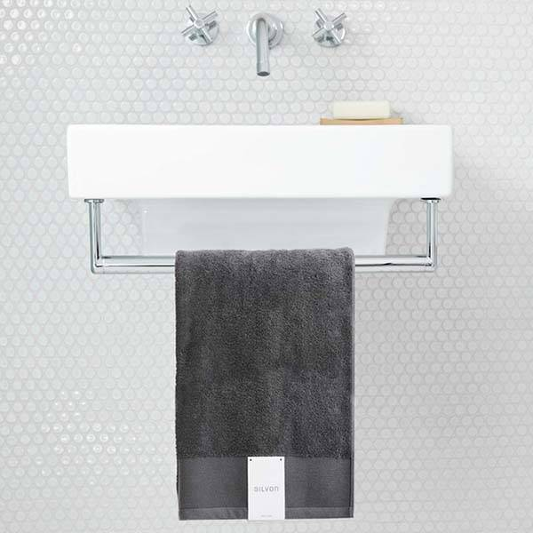 Silvon Self-Cleaning Towels Eliminate Bacterial Growth