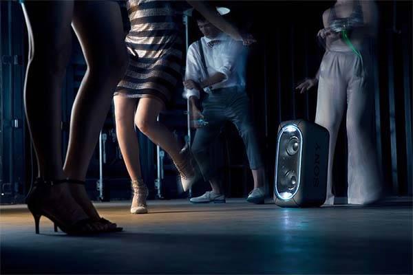 Sony GTKXB60/B Portable Bluetooth Speaker