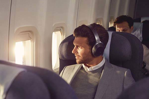 Sony WH1000XM2 Noise Cancelling Wireless Headphones