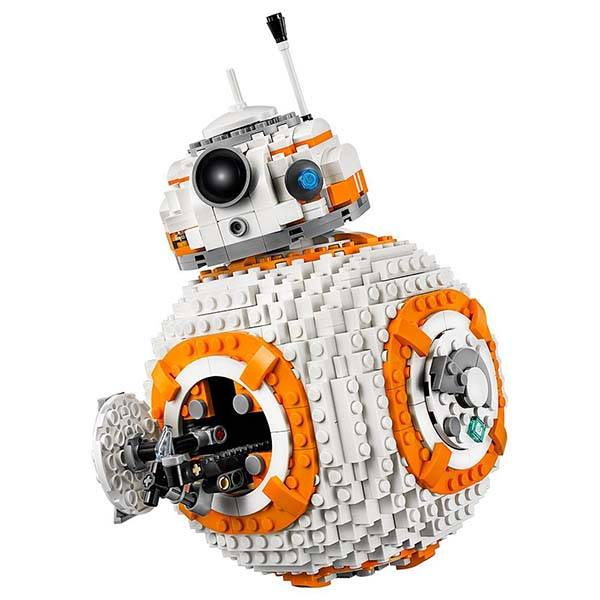 Star Wars BB-8 LEGO Set