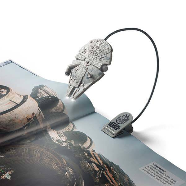 Millennium Falcon LED Book Light