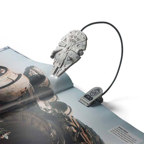 Millennium Falcon LED Book Light