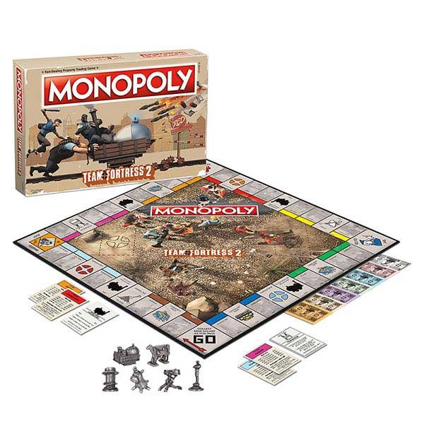 Team Fortress 2 Monopoly