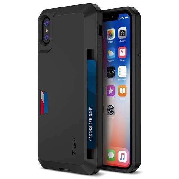 Trianium iPhone X Wallet Case