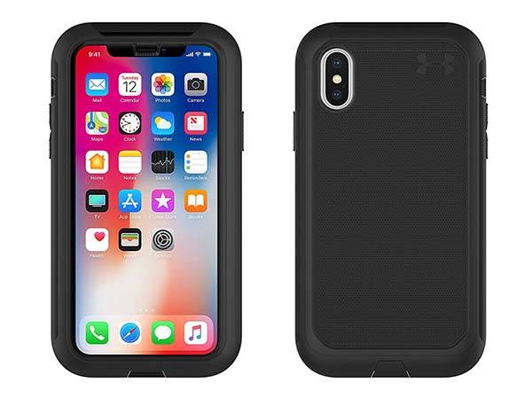Under Armour Rugged iPhone X Case