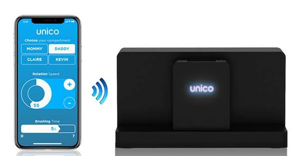 Unico Smart Toothbrush