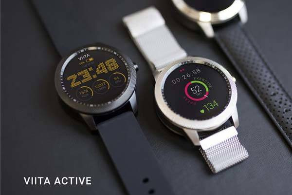 VIITA Smartwatch with Heart Rate Monitor