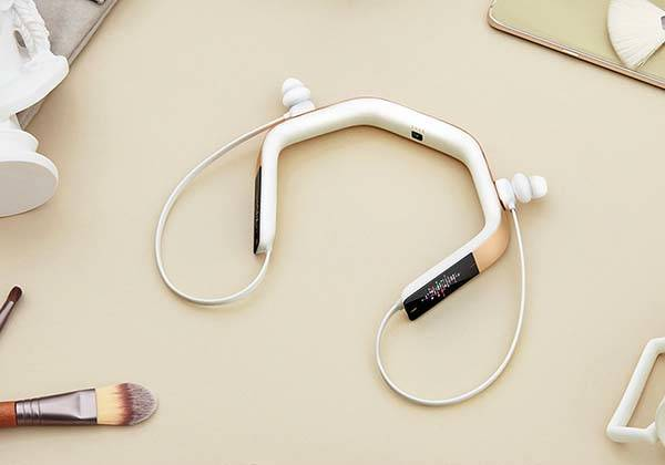 Vinci 2.0 Standalone Smart Sports Headphones with Amazon Alexa