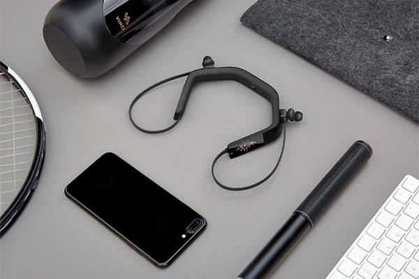 Vinci 2.0 Smart Sports Headphones with Amazon Alexa