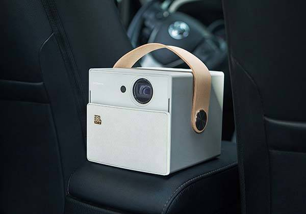 XGIMI CC-Aurora Portable Android Projector