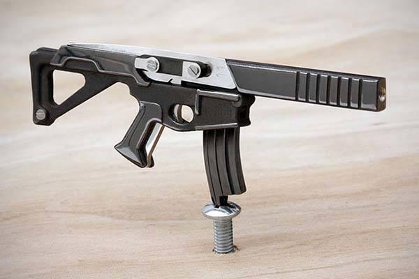 3Coil Puna Rifle-Shaped Multi-Tool