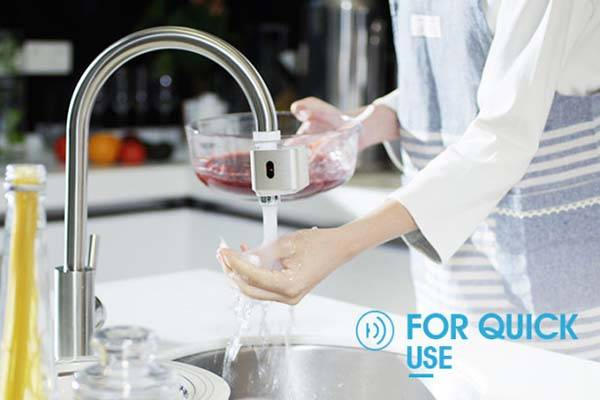 Automatic Kitchen Faucet Spary