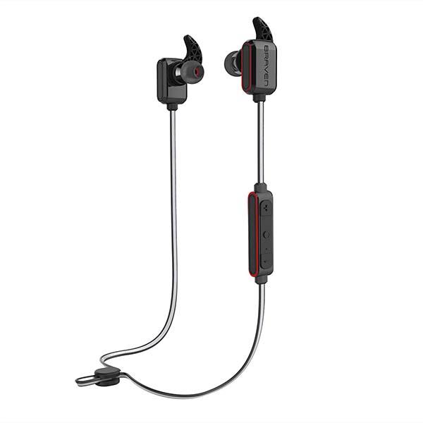 Braven Flye Sport Reflect Bluetooth Earbuds