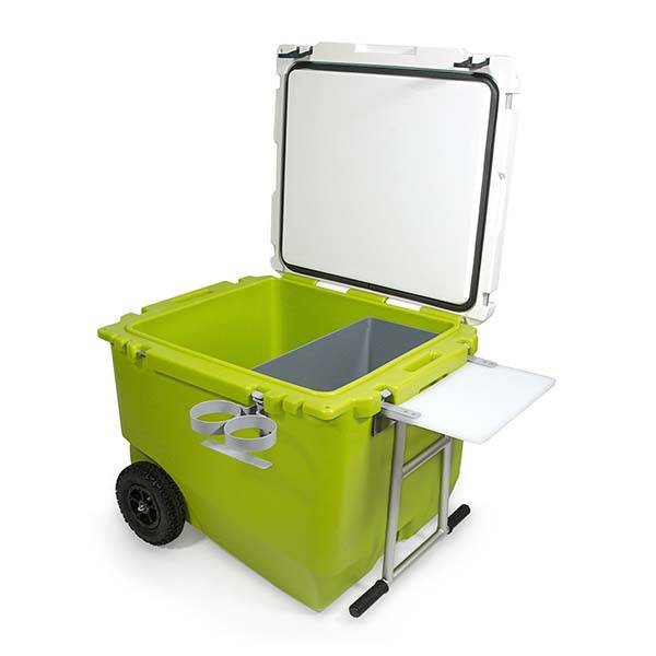 Colorado RollR 85 Wheeled Camping Rolling Cooler