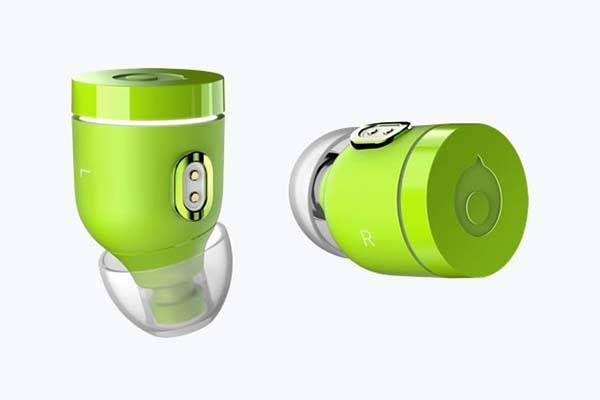 Crazybaby Air Nano Compact Bluetooth Earbuds