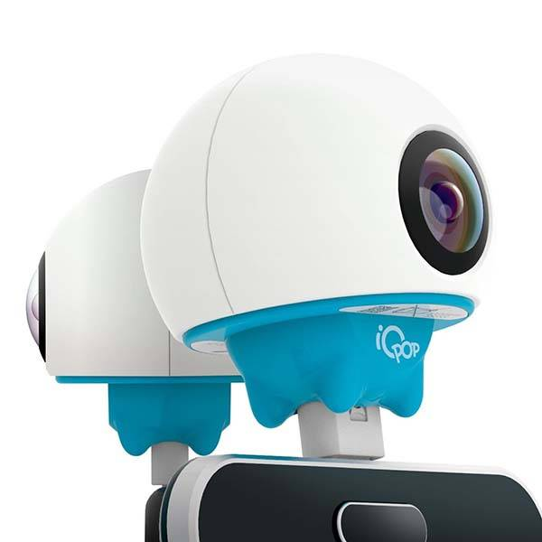 Giroptic iO Pop 360 HD Camera for Android Smartphones