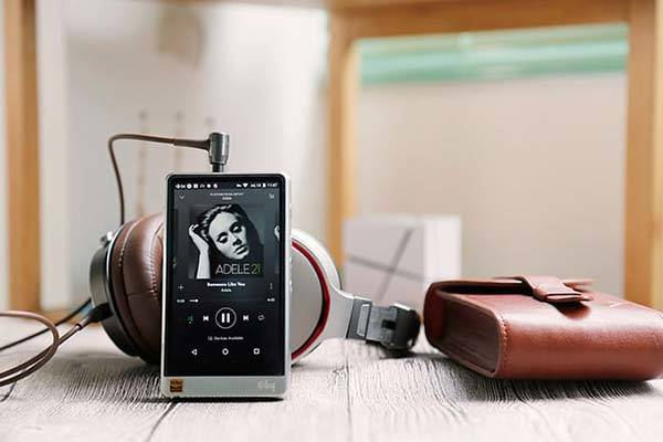 HiBy R6 Android HiFi Music Player