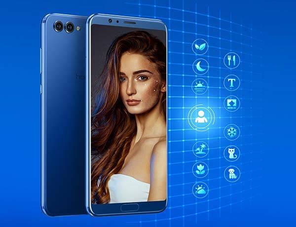 Huawei Honor View10 AI Powered Smartphone