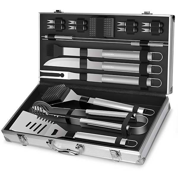 Kangora Professional BBQ Tool Set