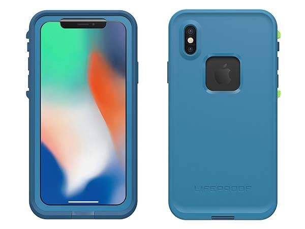 LifeProof FRĒ iPhone X Waterproof Case