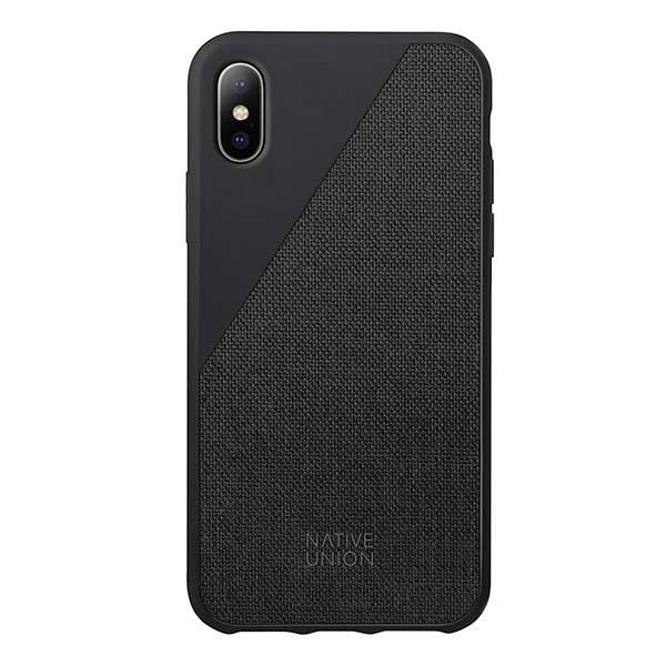 Native Union CLIC Canvas iPhone X Case