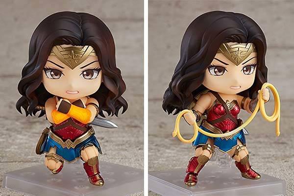 Nendoroid Wonder Woman Action Figure