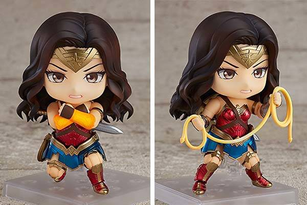 Nendoroid Wonder Woman Action Figure