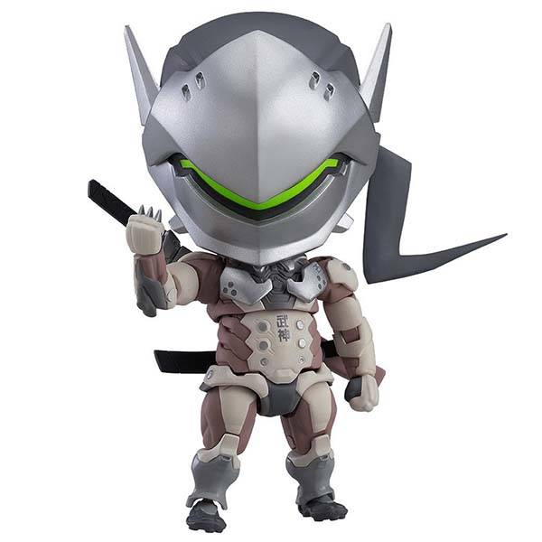 Overwatch Genji Nendoroid Action Figure