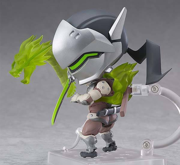 Overwatch Genji Nendoroid Action Figure