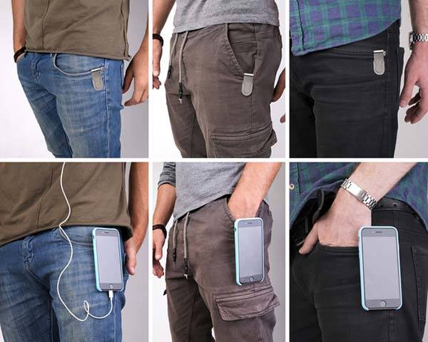 Placeon Phone Belt Clip