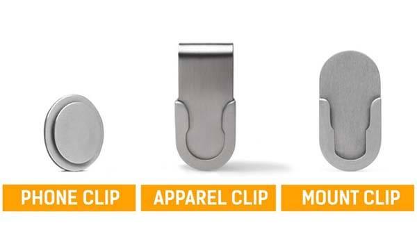 Placeon Phone Belt Clip