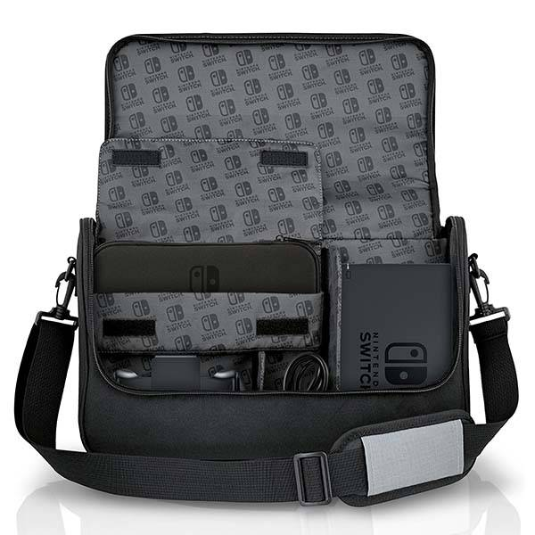 PowerA Everywhere Nintendo Switch Messenger Bag