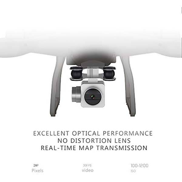 Rabing Affordable Camera Drone Supports FPV