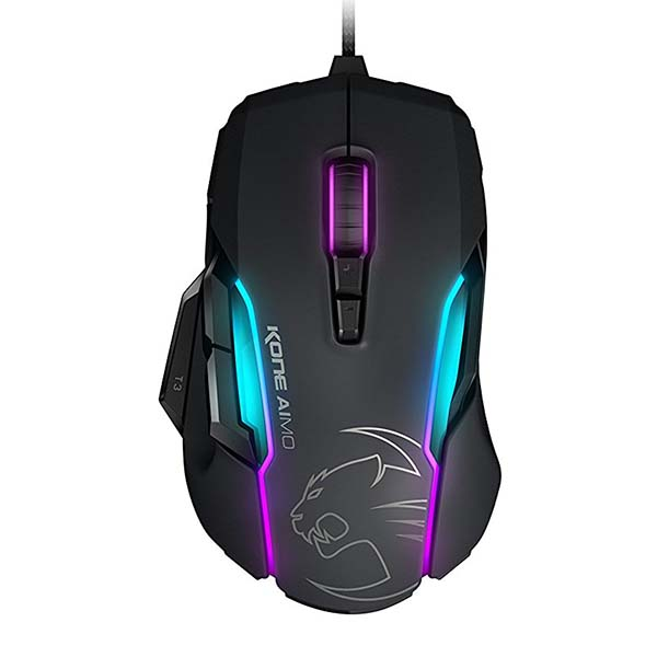 Roccat Kone AIMO Wired Gaming Mouse