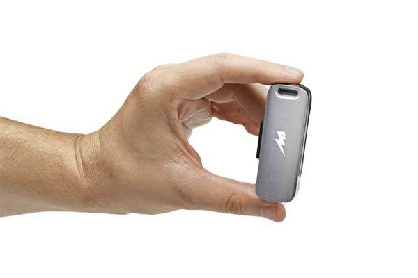SideKick Portable iPhone Charger with Built-in Storage