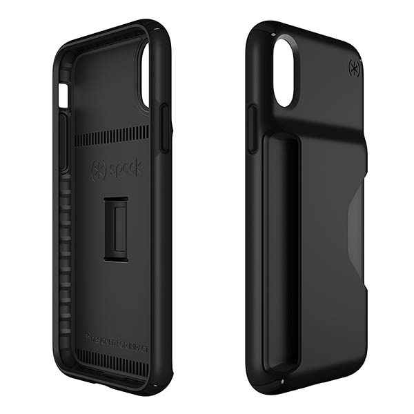 Speck Presidio iPhone X Wallet Case