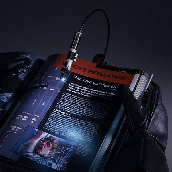 Star Wars Lightsaber LED Book Light