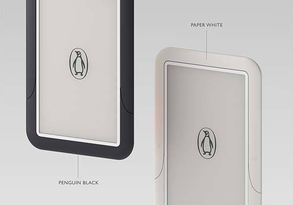 Concept eReader Designed for Penguin Books