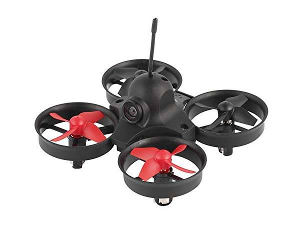 Poke Mini Camera Drone Supports FPV Mode