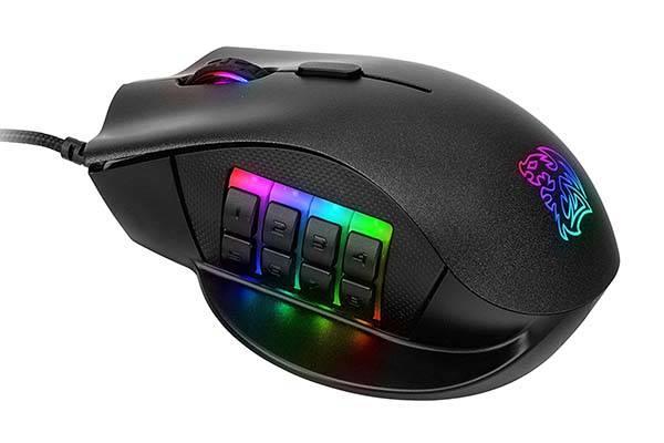 Thermaltake Tt eSports Nemesis Switch RGB Gaming Mouse